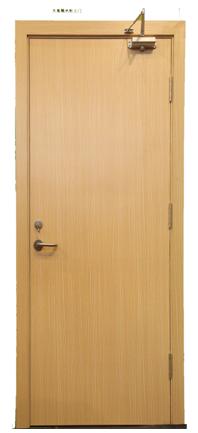 木质单开门不带玻璃